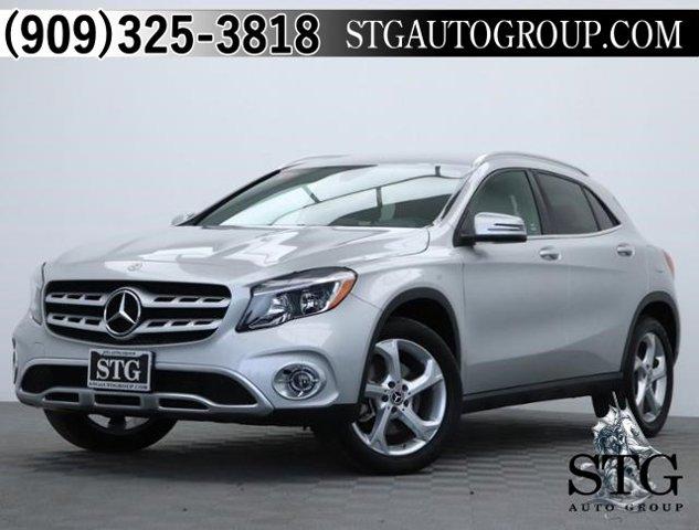 Used 2018 Mercedes-Benz GLA in Ontario, Montclair & Garden Grove, CA