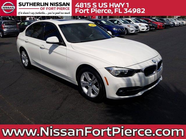 Used 2016 BMW 3 Series in Fort Pierce, FL