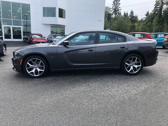 Used 2015 Dodge Charger 4dr Sdn RT RWD