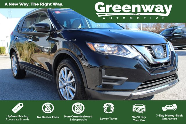 Used 2017 Nissan Rogue in Florence, AL