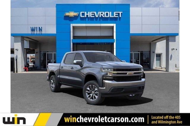 "2021 Chevrolet Silverado 1500 LT 2WD Crew Cab 147"" LT Gas V8 5.3L/325 [17]"