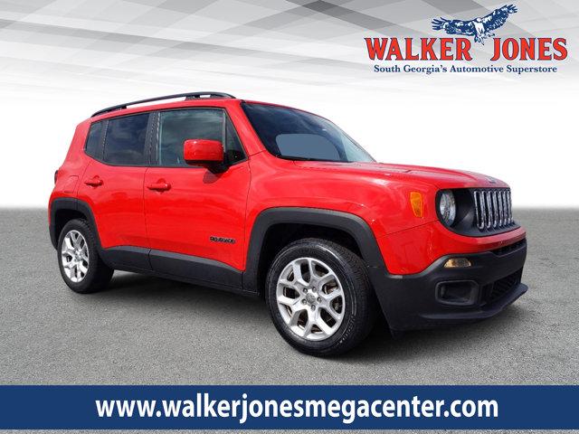 Used 2017 Jeep Renegade in Waycross, GA