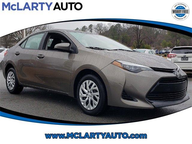 Used 2018 Toyota Corolla in Little Rock, AR