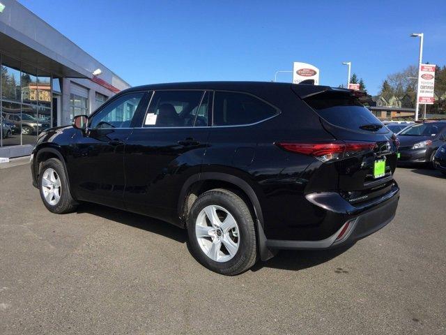 New 2020 Toyota Highlander L AWD