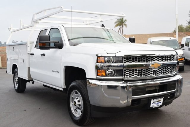 New 2019 Chevrolet Silverado 2500HD in Watsonville, CA