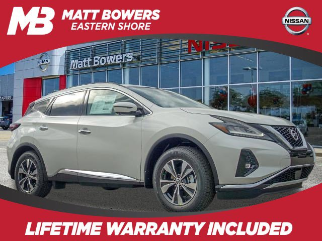 New 2020 Nissan Murano in Daphne, AL