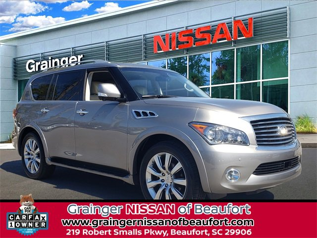Used 2011 INFINITI QX56 in Beaufort, SC