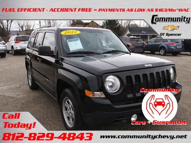 Used 2012 Jeep Patriot in Bloomington, IN