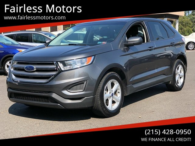 Used 2017 Ford Edge in Fairless Hills, PA
