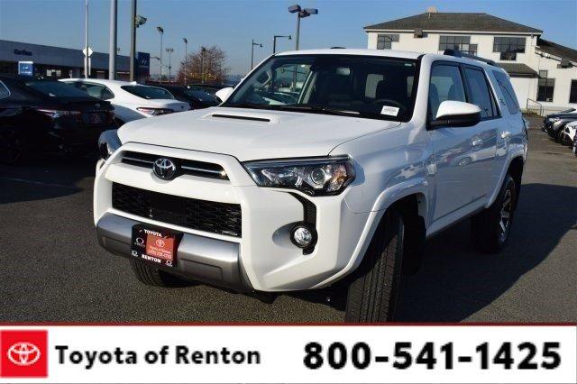 New 2020 Toyota 4Runner in Renton, WA