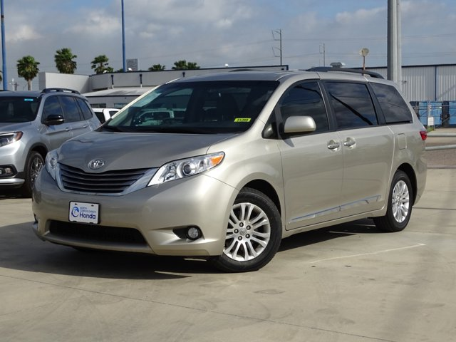 Used 2017 Toyota Sienna in Corpus Christi, TX