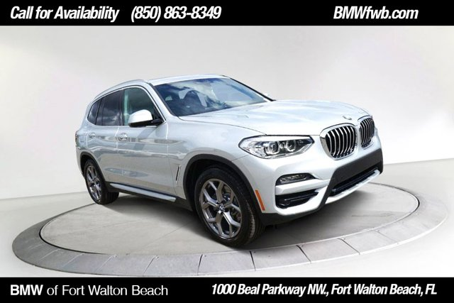 New 2020 BMW X3 in Fort Walton Beach, FL