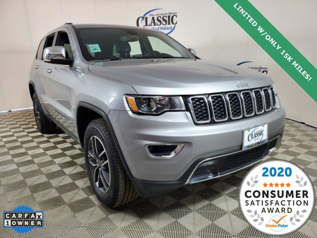 Used 2019 Jeep Grand Cherokee in Midland, TX