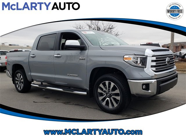 Used 2020 Toyota Tundra in North Little Rock, AR
