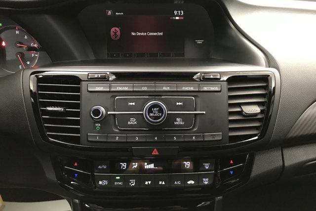 Used 2016 Honda Accord Sedan 4dr I4 CVT Sport