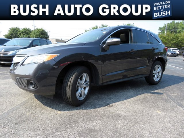 2015 Acura RDX RDX AWD Leather Sunroof Back up Cam AWD 4dr Premium Unleaded V-6 3.5 L/212 [0]