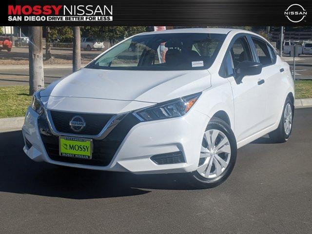2021 Nissan Versa Sedan S S CVT Regular Unleaded I-4 1.6 L/98 [18]