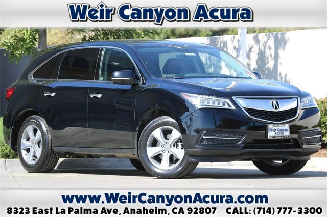Used 2015 Acura MDX in , CA