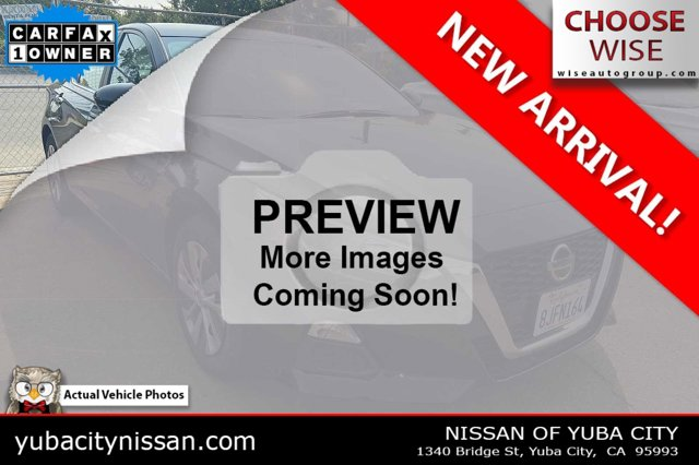 2019 Nissan Altima 2.5 S 2.5 S Sedan Regular Unleaded I-4 2.5 L/152 [18]