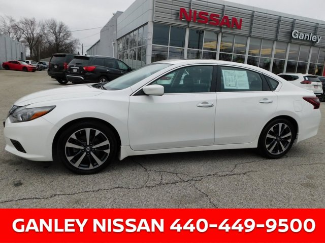 Used 2017 Nissan Altima in Mayfield Heights, OH