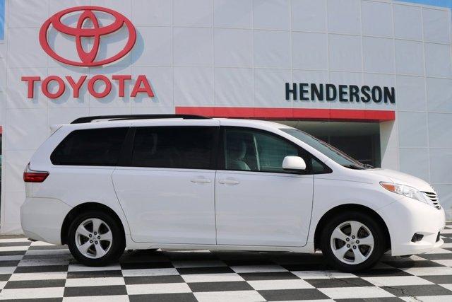 Used 2015 Toyota Sienna in Henderson, NC