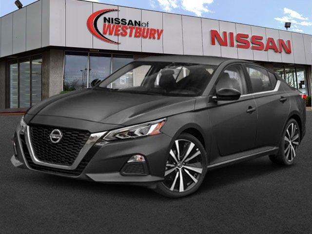 2021 Nissan Altima 2.5 SR 2.5 SR AWD Sedan Regular Unleaded I-4 2.5 L/152 [8]