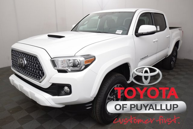 New 2019 Toyota Tacoma in Puyallup, WA