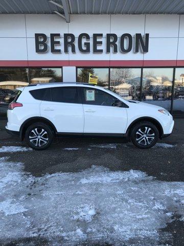 Used 2017 Toyota RAV4 in Iron Mountain, MI