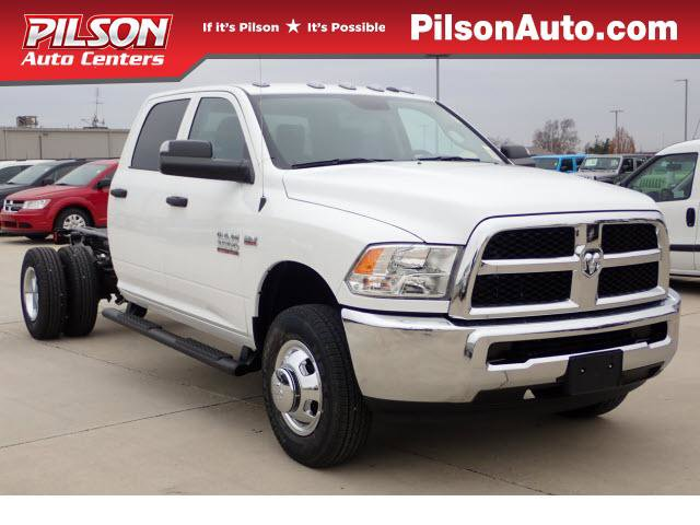 New 2018 Ram 3500 Chassis Cab in Charleston, IL