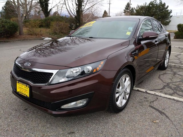 Used 2012 KIA Optima in Spokane, WA