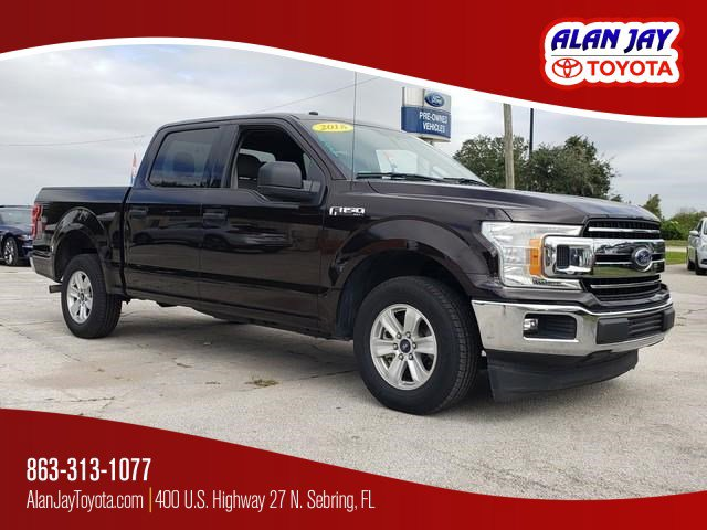 2018 Ford F-150 2WD SUPERCREW BOX