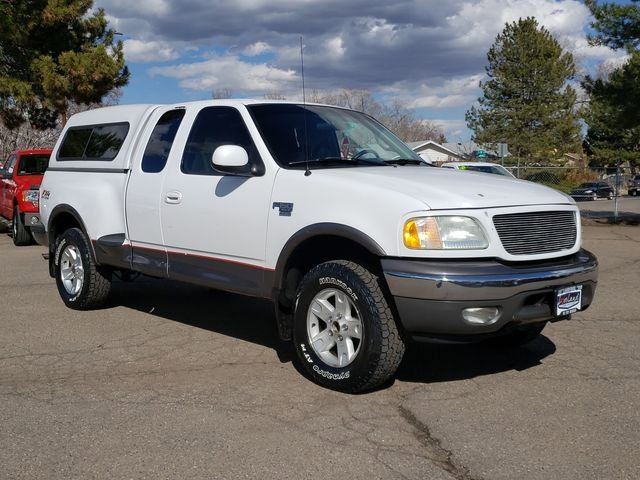 Used 2002 Ford F-150 in Fort Collins, CO