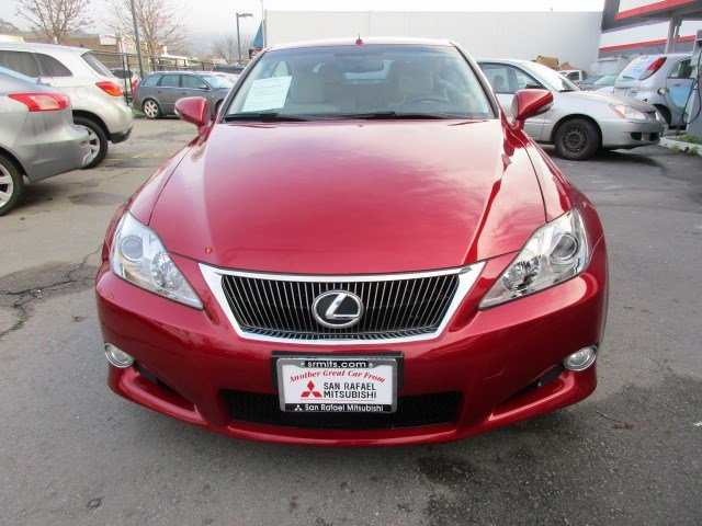 Photo 28 of this used 2010 Lexus IS 350C vehicle for sale in San Rafael, CA 94901