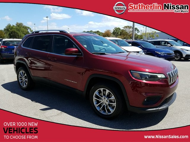 Used 2019 Jeep Cherokee in Cape Coral, FL