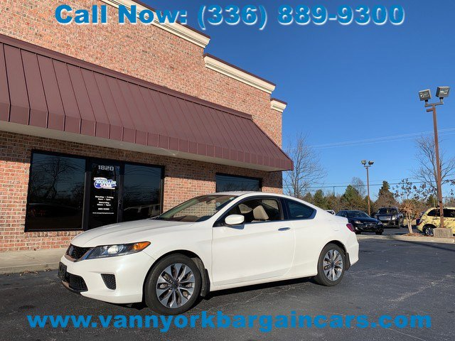 Used 2015 Honda Accord Coupe in High Point, NC