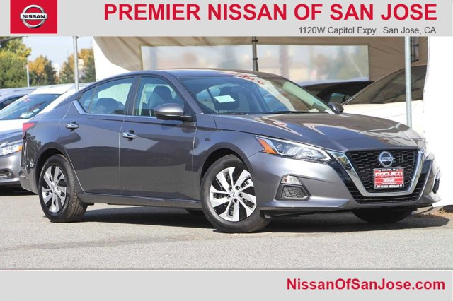 New 2020 Nissan Altima in San Jose, CA