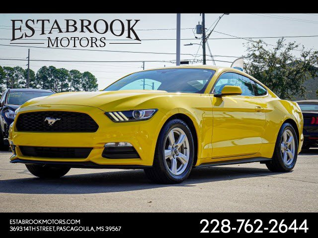 Used 2017 Ford Mustang in , MS