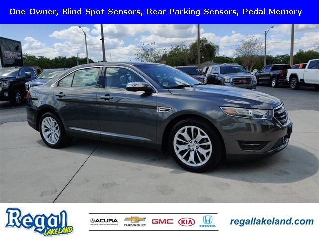 Used 2018 Ford Taurus in Lakeland, FL