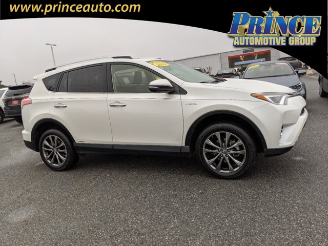 Used 2019 Toyota RAV4 Hybrid in Tifton, GA