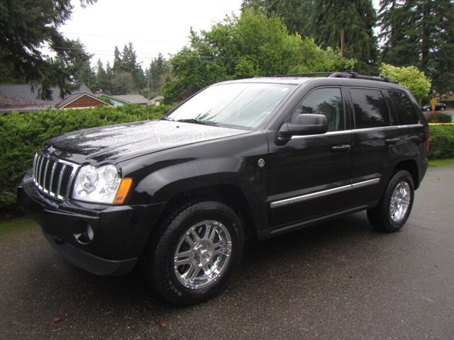 Used 2007 Jeep Grand Cherokee 4WD 4dr Limited