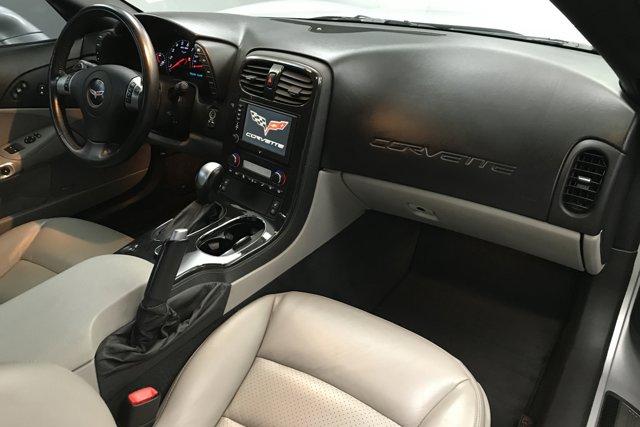 Used 2010 Chevrolet Corvette 2dr Conv w-3LT