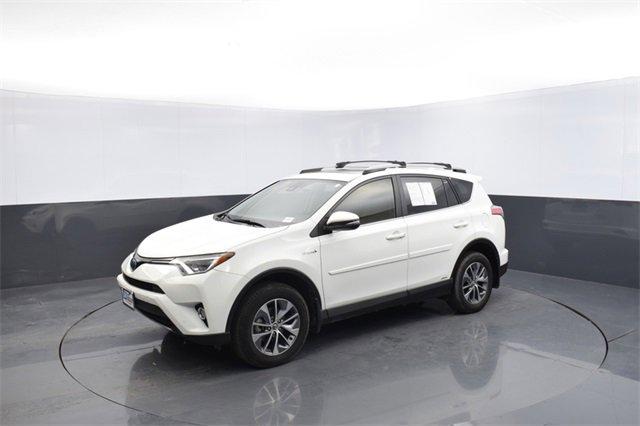 Used 2017 Toyota RAV4 Hybrid in Oklahoma City, OK