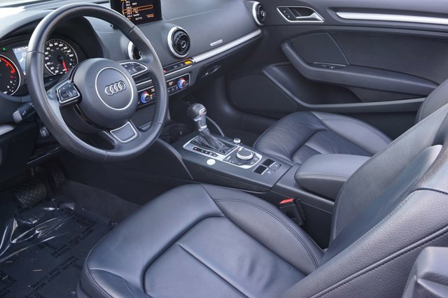 2016 Audi A3  2dr Cabriolet quattro 2.0T Premium
