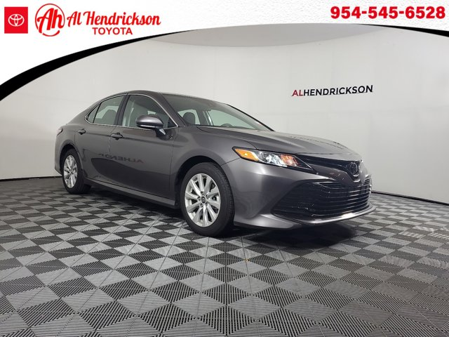 Used 2020 Toyota Camry in Coconut Creek, FL