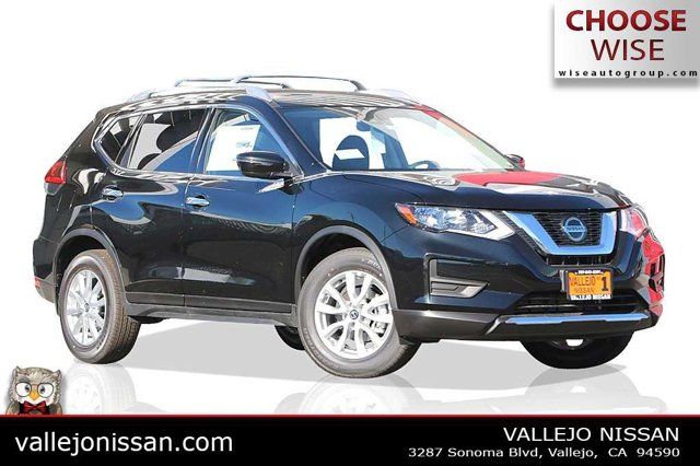 2020 Nissan Rogue S FWD S Regular Unleaded I-4 2.5 L/152 [5]