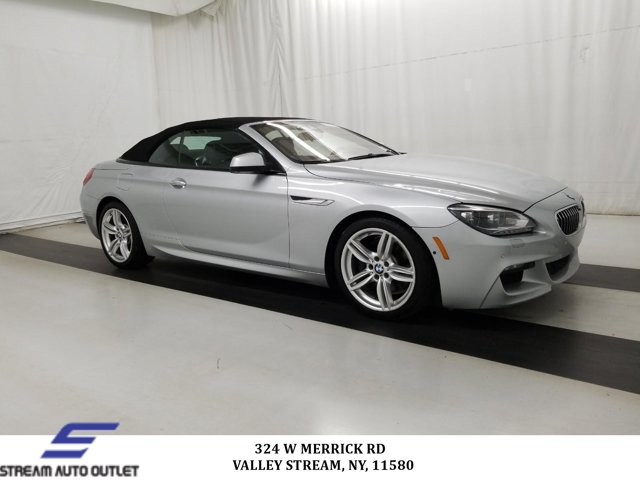 Used 2015 BMW 6 Series in Valley Stream, NY