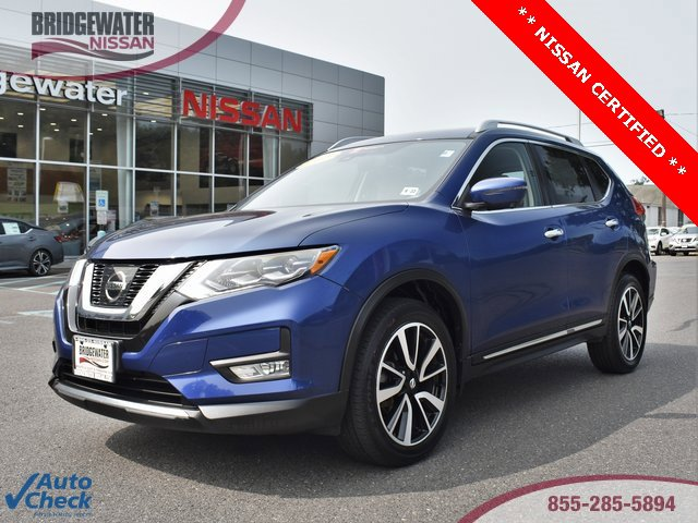 2017 Nissan Rogue SL AWD SL Regular Unleaded I-4 2.5 L/152 [16]