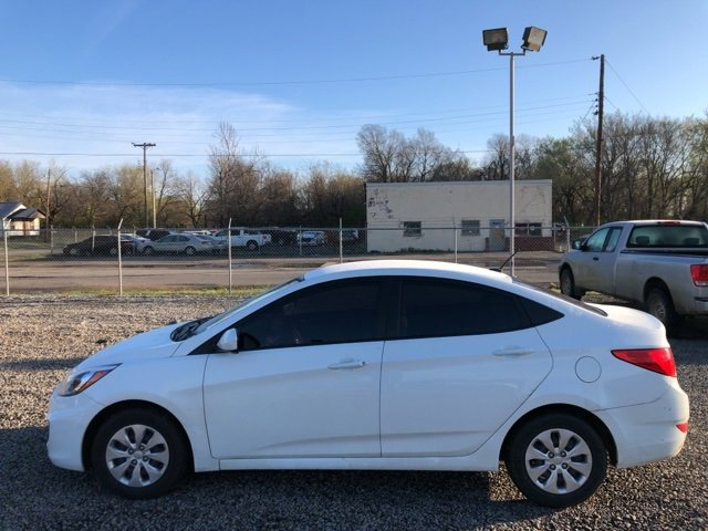 Used 2016 Hyundai Accent in Muskogee, OK