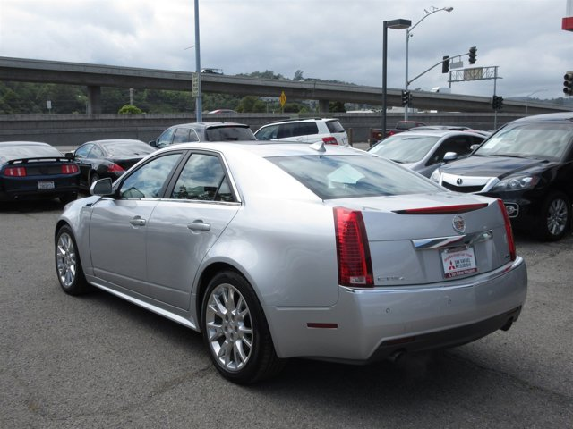 Photo 26 of this used 2012 Cadillac CTS Sedan vehicle for sale in San Rafael, CA 94901