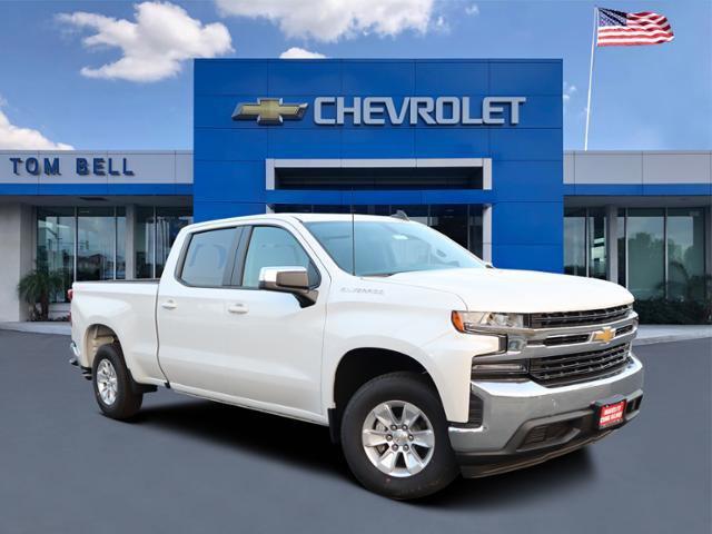 2020 Chevrolet Silverado 1500 LT 2WD Crew Cab 157″ LT Gas V8 5.3L/325 [15]